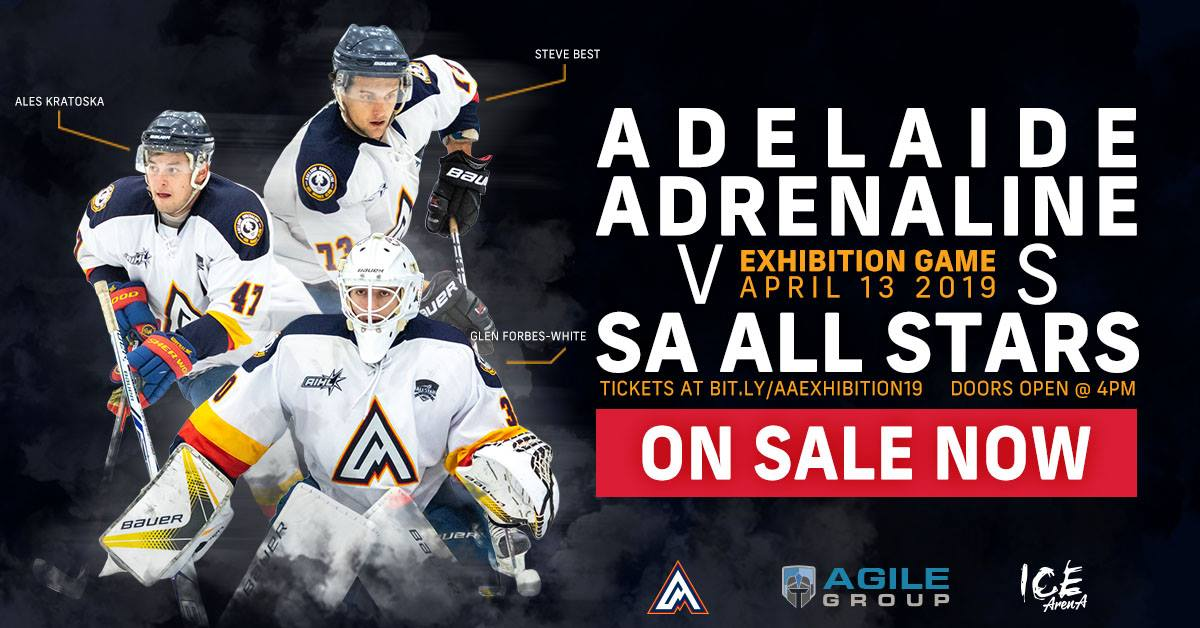 Adrenaline TheAIHL com - Official Website of the Adelaide